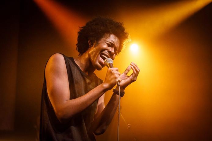 Jeangu Macrooy (zie 'Warme soul uit Suriname)
