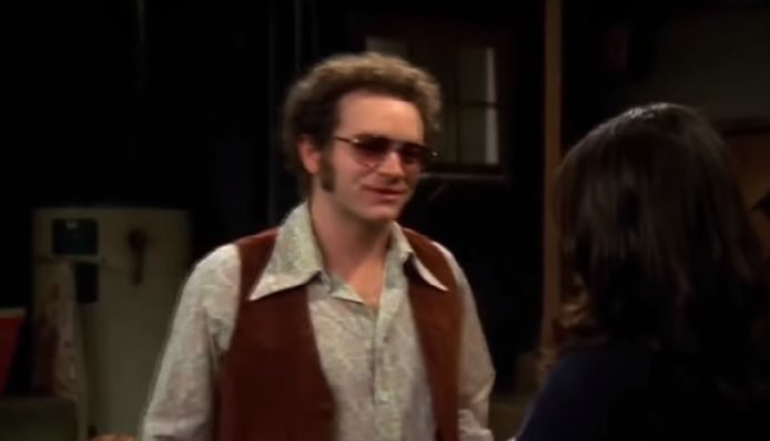 """Danny Masterson interprétait Steven Hyde dans """"That's 70s show""""."""