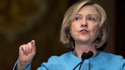 Hillary heeft campagneteam al samengesteld