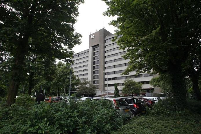 Het TD-gebouw van de gemeente Eindhoven aan het Frederik van Eedenplein/Edenstraat.