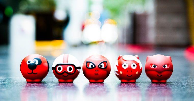 Dit zijn de nieuwe rode neuzen.