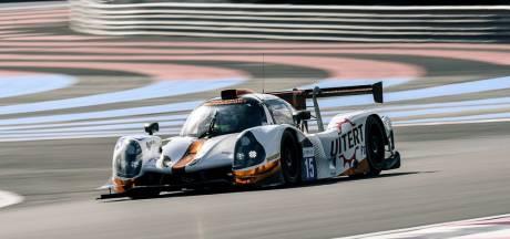 Domper voor Van Uitert in eerste race op Le Mans