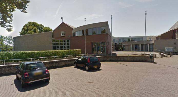 De plek van het oude gemeentehuis is in het centrumplan Didam als locatie voor een nieuwe supermarkt opgenomen.
