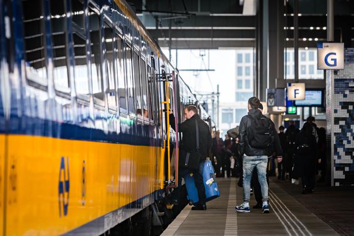 Treintstation Breda.