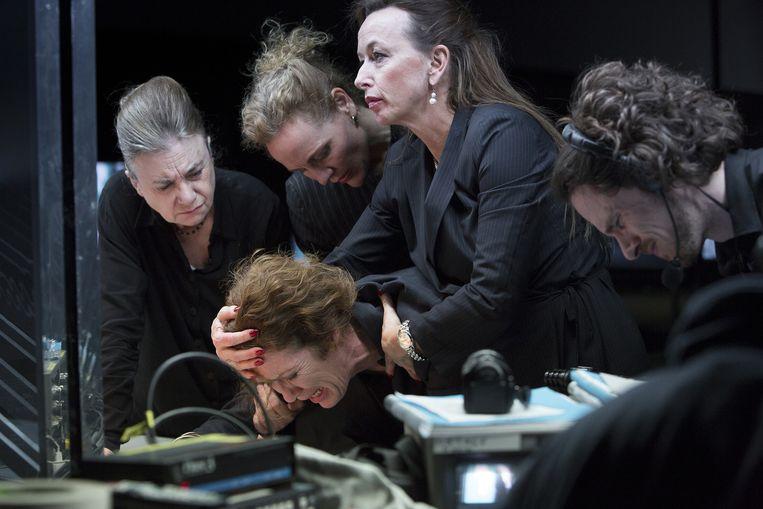 In Romeinse tragedies (2012). Beeld Jan Versweyveld
