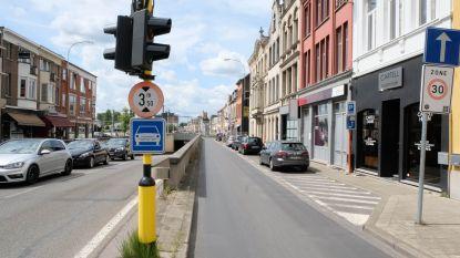 Station eind deze week minder vlot bereikbaar door werken aan huis op Leopoldplein