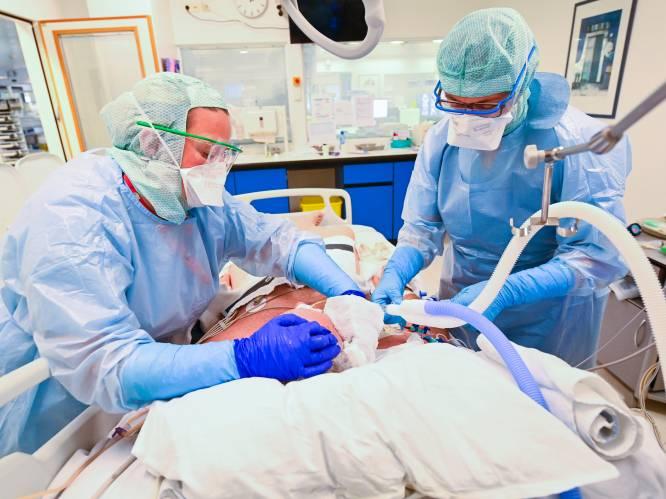 OVERZICHT. Cijfers blijven dalen: positiviteitsratio zakt onder 10 procent, gemiddeld 207 ziekenhuisopnames per dag