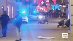 Politie staat slachtoffer van schietpartij in Straatsburg bij