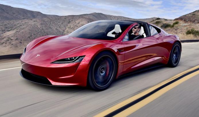 Afbeeldingsresultaat voor nieuwe auto s tesla
