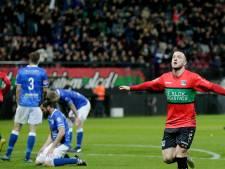 Flink pak slaag voor ontluisterend FC Den Bosch in Nijmegen: 5-0