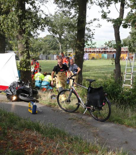 Motorrijder overleden na ongeval in Valkenswaard