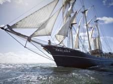 Ties (14) uit Waalwijk wil de wereld over varen met School at Sea