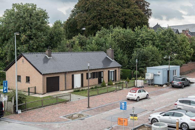 Als Brakel een cultuurzaal bouwt, komt ze hier langs de Serpentestraat.