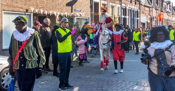 Tilburgse intocht begint aan overgang: volgend jaar zijn álle Pieten schoorsteenpieten