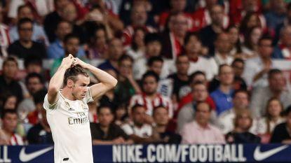 Zidane passeert Gareth Bale en James Rodríguez voor duel tegen Club Brugge