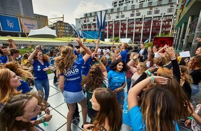 Eurekaweek barst uit zijn voegen: recordaantal deelnemers dit jaar