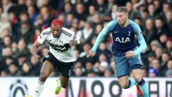 Tottenham kruipt door het oog van de naald in Londense derby tegen Fulham