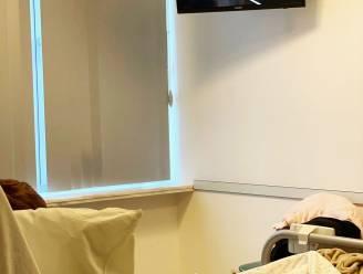 """CC Zoetegem brengt theater naar zieke kindjes in het AZ Sint-Elisabeth: """"Met popcorn en een rode loper zodra het weer kan"""""""