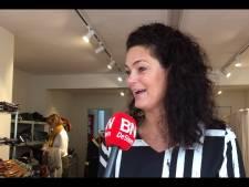 Kledingwinkel voor de langnekken van Breda