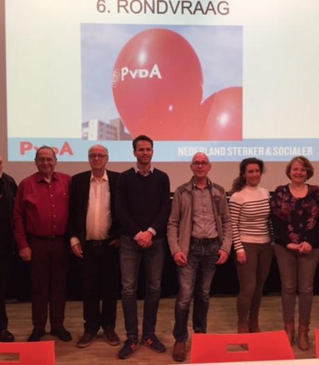 Fusie van PvdA-afdelingen in Noordoost Twente