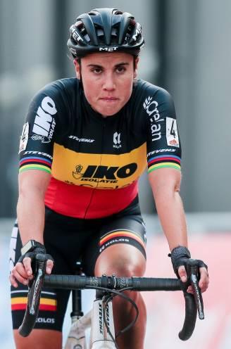 """Sanne Cant start na mislukte seizoensstart niet in Koppenbergcross: """"Ik mis het winnen"""""""
