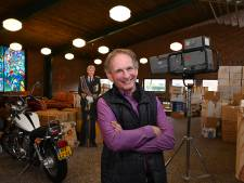 Johan Vlemmix koopt de kerk van Landhorst en maakt er een studio van: 'Alles is geweldig'