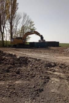 3000 liter diesel gestolen bij sloop in Sommelsdijk