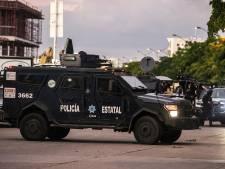 Golf van geweld na arrestatie zoon El Chapo in Mexico