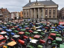 Farmers Defence Force roept op tot rustig protest na 'de stunts in Groningen'