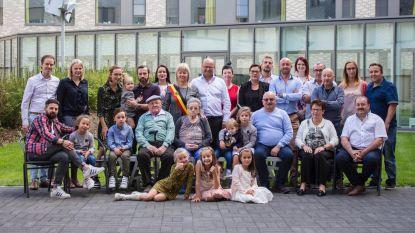 Ouders burgemeester vieren 65 jaar huwelijksgeluk
