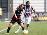 Excelsior stelt in blessuretijd punt veilig tegen Willem II