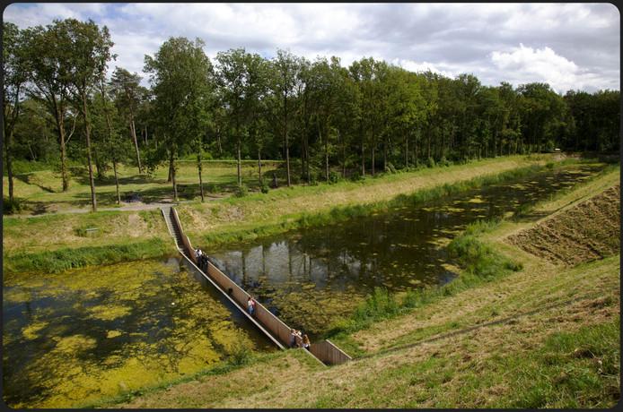 Fort de Roovere is als onderdeel van de West-Brabantse Waterlinie belangrijk militair erfgoed