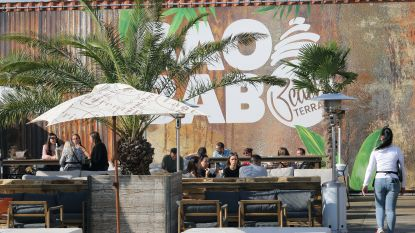 Slecht nieuws voor Zomerbar Baobab en Jardin Albert: maximaal 200 klanten in horecazaken