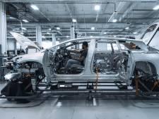 Philips stapt nu ook de auto in: Eindhovense snufjes in 'Tesla-killer'?