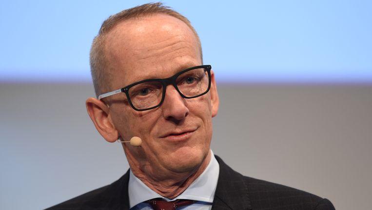 Karl-Thomas Neumann, de CEO van Opel.