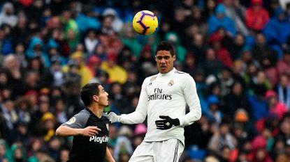 LIVE. Spaanse topper levert geen goals op voor rust, Sevilla en Real kregen elk één prima kans