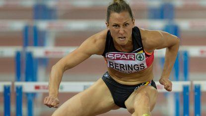 Eline Berings mist EK en Rio door gescheurde meniscus