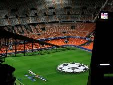 Le tournoi final de la Ligue des Champions se jouera à huis clos
