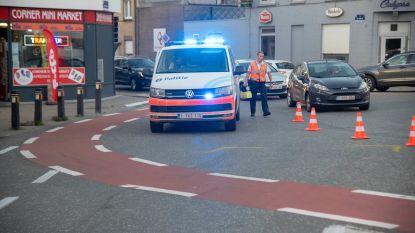 55-jarige fietser gegrepen door vrachtwagen in Wetteren