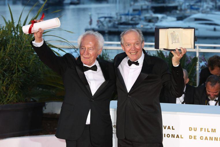 In Cannes vielen ze nog in de prijzen, maar op de European Film Awards zullen de broers Dardenne er niet bij zijn.