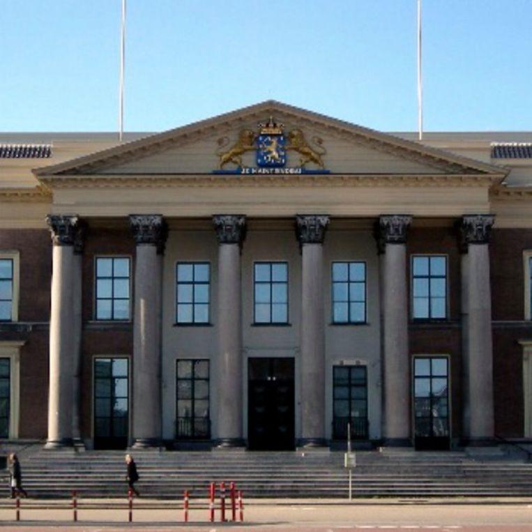 Gerechtshof Arnhem-Leeuwarden. Beeld null