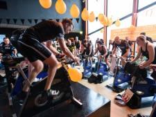 Verscholen in het innerlijk van de fitnessmens houdt zich de droom van de eeuwige jeugd schuil
