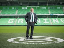 Ron Jans vertrekt na dit seizoen bij FC Groningen