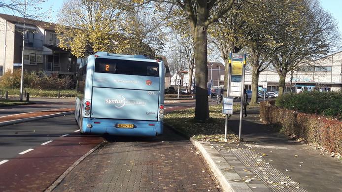 Buslijn 2 van de stadsdienst in Harderwijk vervalt na 10 december in de dienstregeling van Syntus.