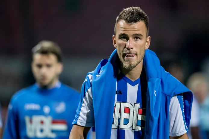 Thomas Horsten kreeg eind vorig seizoen te horen dat zijn contract bij FC Eindhoven beëindigd werd.