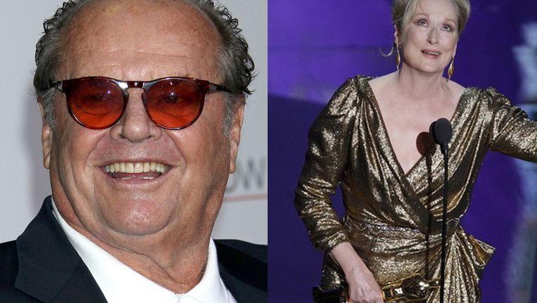 Meryl Streep En Jack Nicholson Hadden Seks Op De Set
