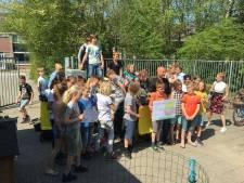 Markenburg wint afvalrace