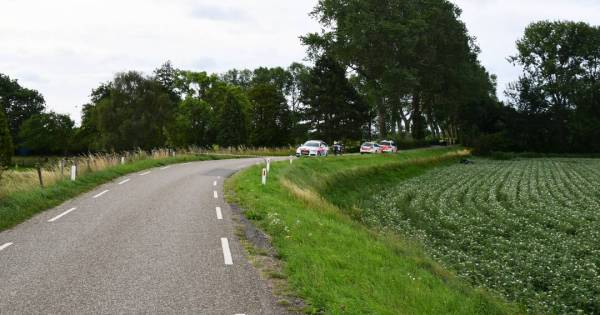 Automobilist overleden bij ongeluk Zaamslag.