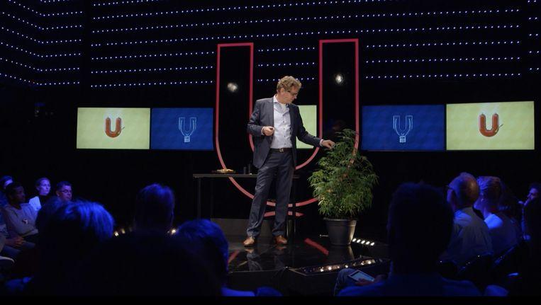 Hoogleraar Renger Witkamp Beeld Universiteit van Nederland