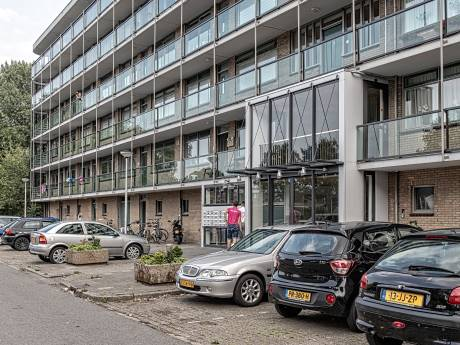 Angst heerst in Lage Weide-flat in Boskoopse Snijdelwijk